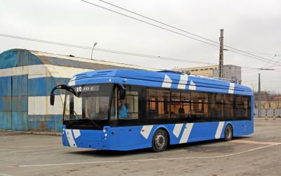 Электробусы с USB зарядными устройствами для России 2018