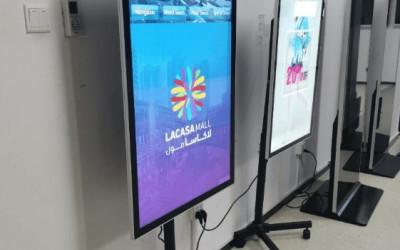 Внутренний дисплей высокой яркости 1500 нит для Саудовской Аравии