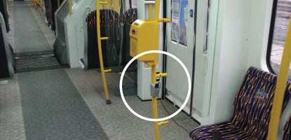 Зарядные устройства USB для железнодорожных вагонов и троллейбусов в Польше