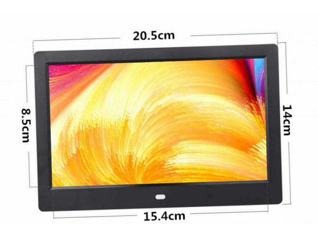 Рекламные led дисплеи DISTART-0701-BLK-IPS