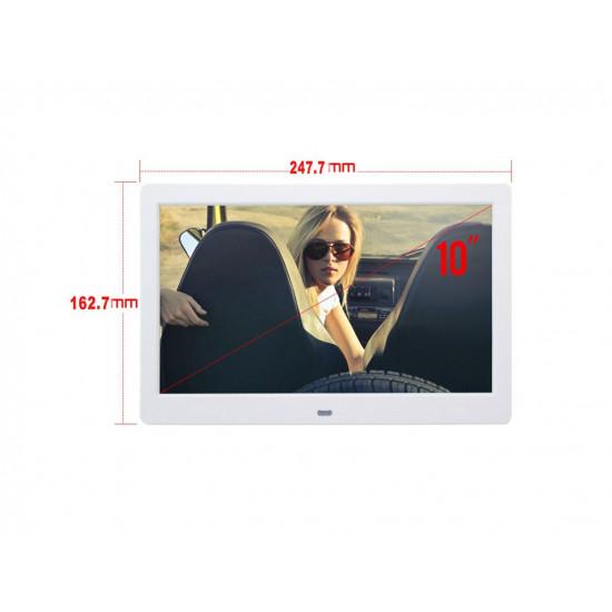 """Рекламный монитор 10.1"""" белый Dekart DISTART-1011-WHT"""