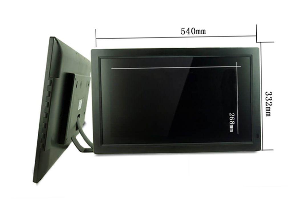 Lcd led монитор цифровой рекламный дисплей