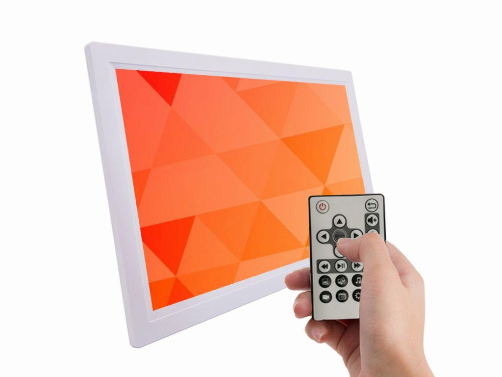 Цифровой рекламный дисплей DISTART-2701-WHT