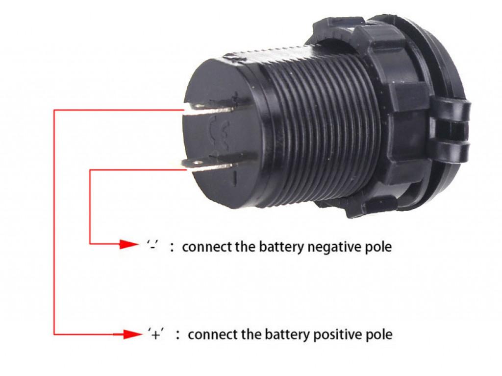Usb разъемы для бульдозеров USB зарядка для транспорта