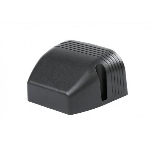 Накладное крепление для 2 USB зарядок черное TUC-HLD-OH02-BLK