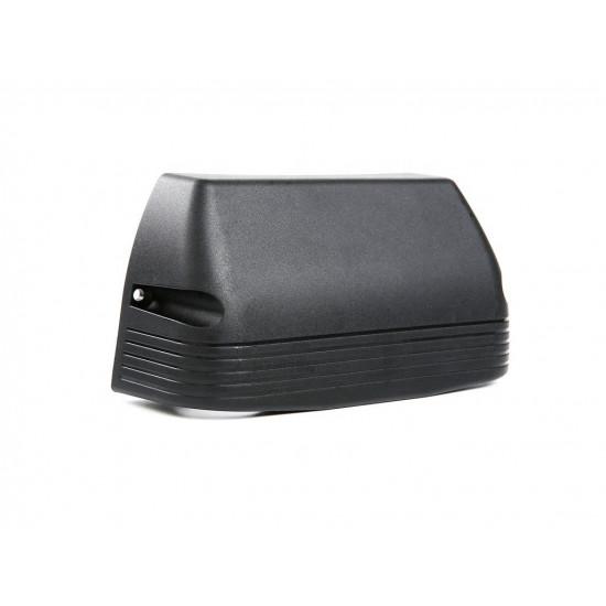 Корпус для установки 3 USB зарядок черный TUC-HLD-OH03-BLK