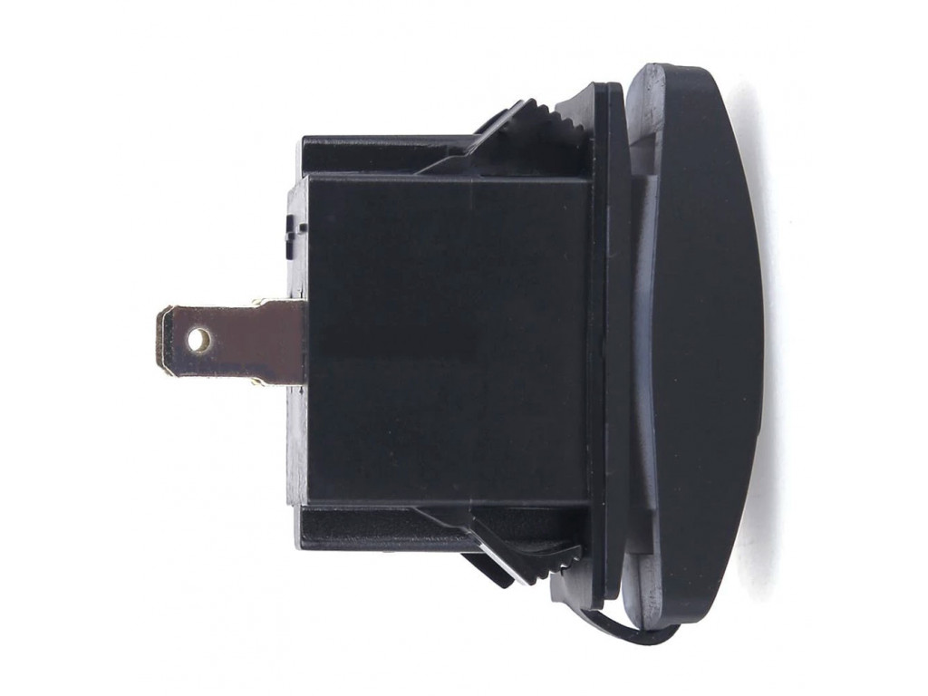 Зарядное устройство в электричках USB розетка в транспорт 2 USB 3.1A зеленая подсветка TUC-RA23-BLK-GRN