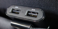 USB розетка зарядка для Такси