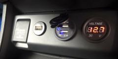 USB модули зарядки для транспорта
