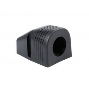 Накладной держатель USB зарядного устройства черный TUC-HLD-OH01-BLK